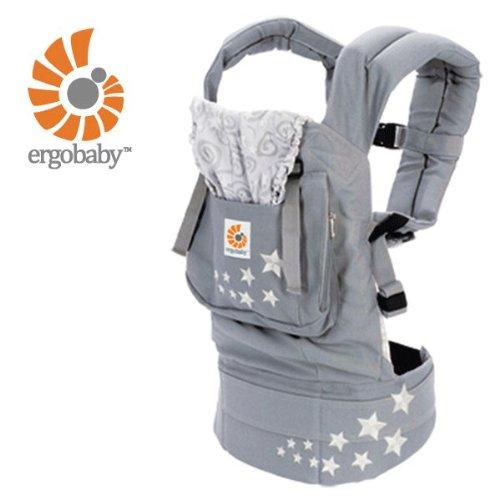 エルゴベビー ERGObaby 【並行輸入】 ギャラクシーグレー Standard Carrier ギャラクシー♪ [Baby Product]