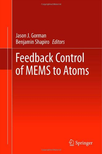 Feedback Control of MEMS to Atoms (Mems Reference Shelf)