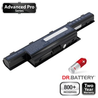 Dr. Battery® Advanced Pro Series Laptop / Notebook Battery Replacement for Acer Aspire 7560-63428G50 (4400mAh / 48Wh)Samsung SDI cell! 60-Day Money Back Guarantee! 2 Year Warranty