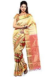 MK JAIGANESH KANCHIVARAM SILK SAREE COLLECTIONS-Yellow-MKJ1645-VN-Jacquard-Yellow-MKJ1645-VN-Jacquard