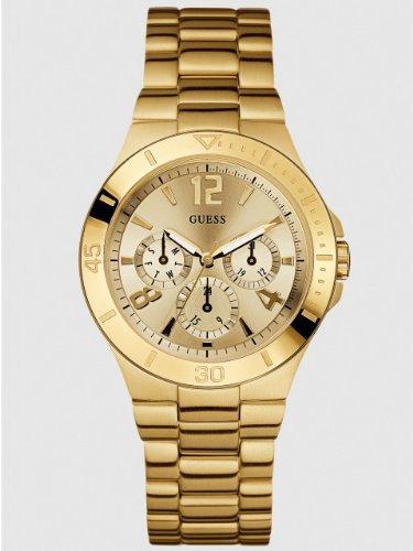 GUESS U12631L1 Active Shine Watch - Gold