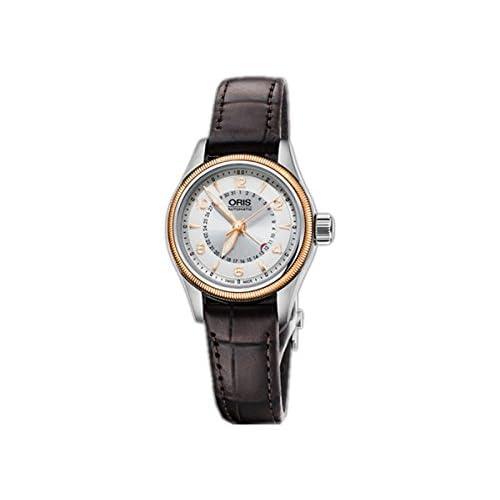 [オリス] ORIS ビッグクラウン 自動巻き レディース 腕時計 59476804361D 国内正規 レディース [並行輸入品]