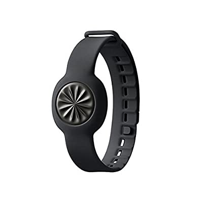 JAWBONE Up Move Activity Tracker, Onyx with Black Clip and Two Extra Straps