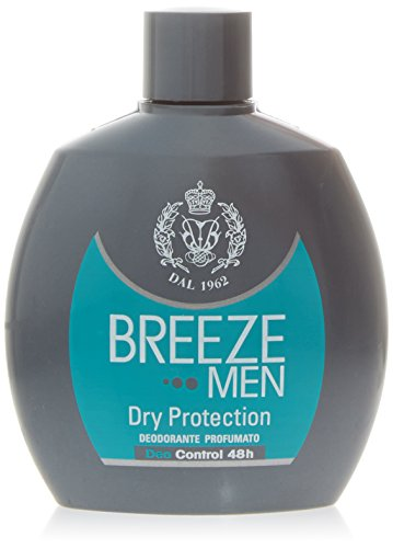 Breeze Deo Squeeze Uomo Dry Protection Ml.100