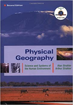 Physical geography science and systems of the human environment pdf