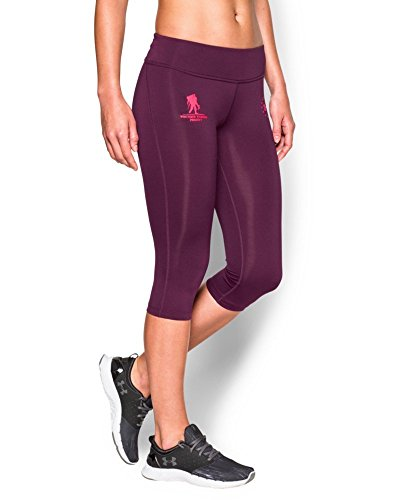 Women's Under Armour WWP Capri, Beet (569), X-Large