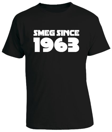 TV SHOW SMEG SINCE YEAR 1963 - 50th Birthday Gift / Present Mens T-Shirt
