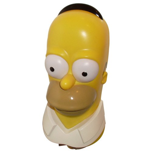 Simpsons Homer Head Talking Fridge Magnet Bottle Opener
