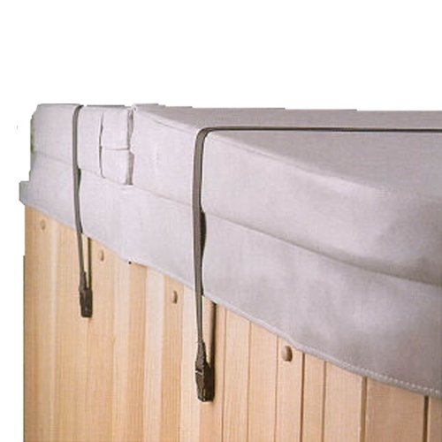 Sicherungsgurte für Whirlpool-/Pool-Abdeckung