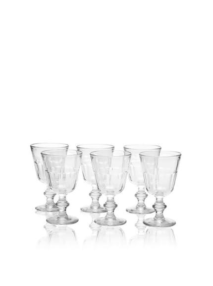 La Rochère Set of 6 Perigord Water Goblets