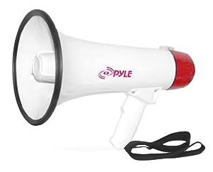 Pyle-Pro PMP40 40W Professional Megaphone/Bullhorn with Siren