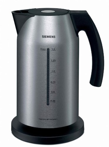 Siemens by Porsche Design Jug Kettle (Stainless Steel)