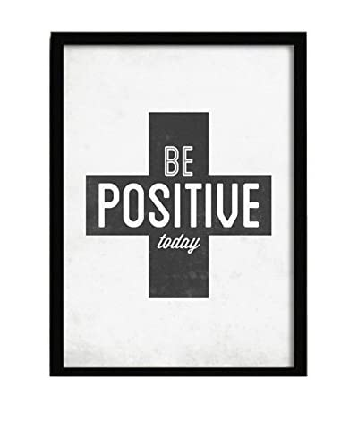 SuperStudio Panel Decorativo Be Positive