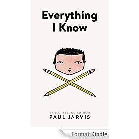 Everything I Know (English Edition)