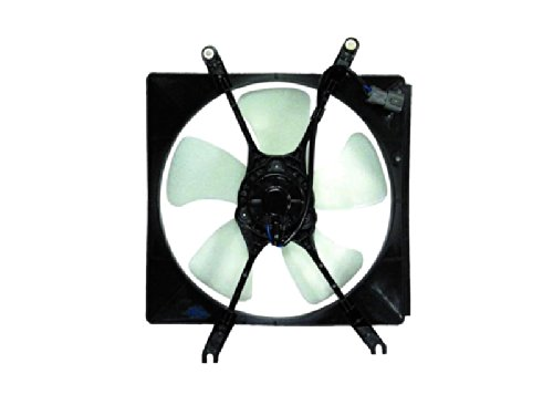 94-01 Acura Intgr Nd (gs,rs Ls,se,type R) Radiator Condenser Fan Assembly from TYC