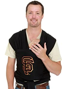 Moby Wrap MLB Edition Baby Carrier, SF Giants