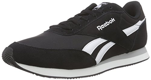 Reebok Herren Royal Classic Jogger 2 Sneakers, Schwarz (Black/White/Baseball Grey), 43 EU thumbnail