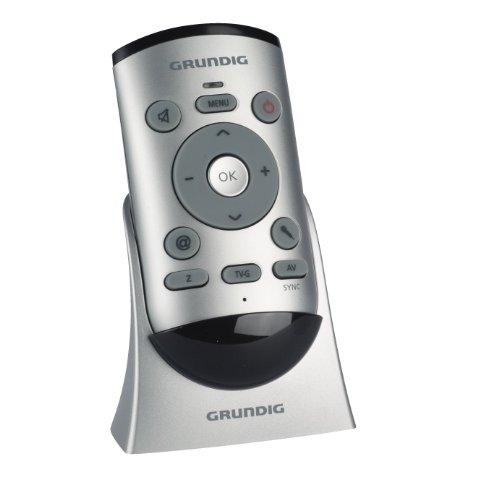 Grundig Easy Use Remote Control, Fernbedienung silber