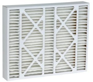 Cheap 16x25x5 (15.88×24.75×4.38) MERV 8 Carrier Replacement Filter w/One .63x1x24.75 Inch Foam Strip Per F (B004OEU6DE)