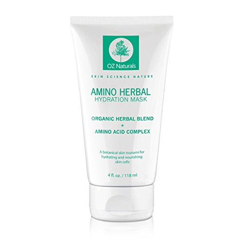 OZ Naturals Herbal Hydration Face Mask