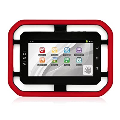 """VINCI Tab II 7"""" Touch Learning Tablet with WiFi, Android 2.3"""