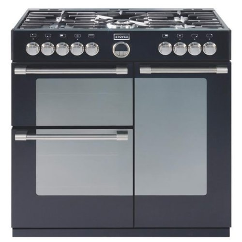Stoves STERLING900DFTB Cooker