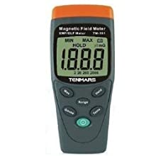 TENMARS TM-191 TM191 Magnetic Field Meter (EMF / ELF)