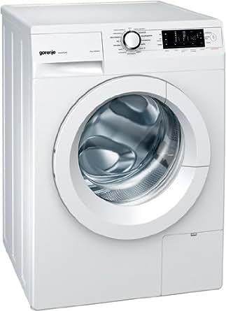 Gorenje W7560P Waschmaschine Frontlader / A+++ A / 169 kWh/Jahr / 1600 UpM / 7 kg / 9960 L/Jahr / Anti-Allergie-Programm / SterilTube-Hygiene-Reinigungsprogramm / weiß