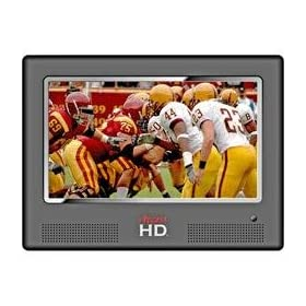 Teamex PTV7000 Access 7-Inch Portable Digital TV