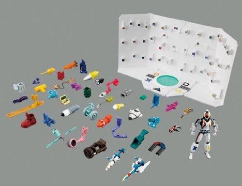 FMCS DX 重塗装版 仮面ライダーフォーゼ ベースステイツ&モジュールコンプリートセット