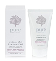 Pure Daily Skincare Moisture Plus Treatment Mask 50ml