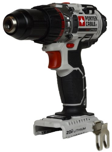 PORTER-CABLE PCC600LB 20 Max-volt 1/2-Inch Lithium Ion Drill/Driver (BARE TOOL ONLY, NO CHARGER, NO BATTERY)