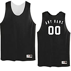 Buy Basketball Reversible CUSTOM Both Sides Any Name Number Tank Jersey Shirts by Augusta