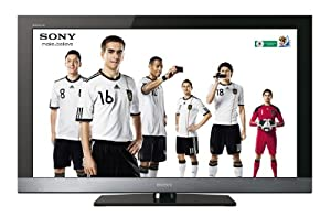"Sony KDL-40EX500  TV LCD 40"" HD TV 1080p 100 Hz 4 HDMI USB"