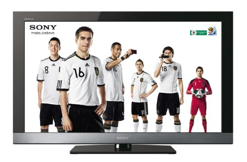 sony bravia kdl 40ex500 101 6 cm 40 zoll lcd fernseher full hd. Black Bedroom Furniture Sets. Home Design Ideas