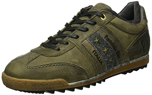 Pantofola d'Oro 10163006, Scarpe da Ginnastica Basse Uomo, Grigio (.6Xw), 42 EU