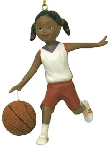 African Basketball Gifts for Girls