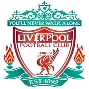 Liverpool Football Club Vinyl Light Switch Sticker Cover