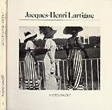 Jacques-Henri Lartigue (Photo-Galerie) (German Edition) (3807700919) by Lartigue, Jacques-Henri