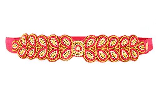 pink-pewter-authentic-black-label-anastasia-fuchsia-pink-nylon-headband-hair-jewelry