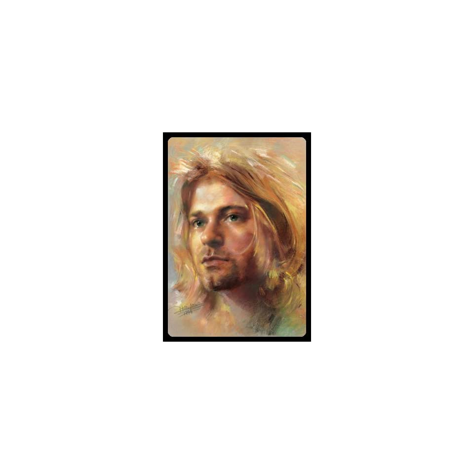 KURT COBAIN #186 MUSIC ROCK SINGER PRINTS LITHOGRAPHS