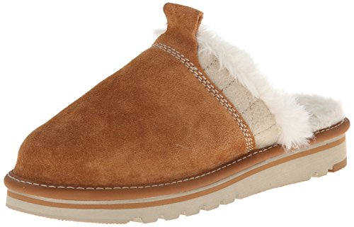 Sorel Newbie Slipper - Pantofole Donna, Marrone (Elk 286), 43 EU