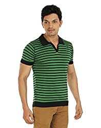 Silver Spring Green Super Combed Cotton T Shirt _ RVD006_S