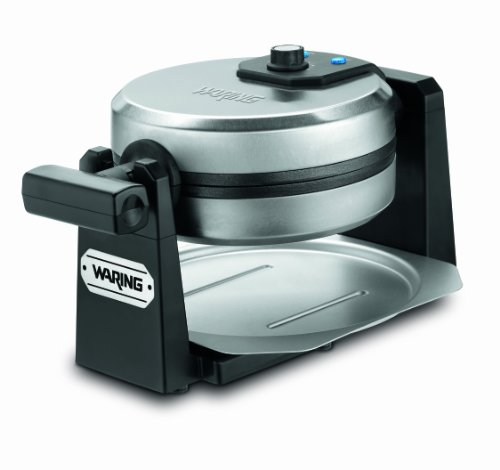 Cheapest Prices! Waring Pro WMK200 Belgian Waffle Maker, Stainless Steel/Black