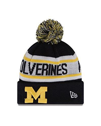 NCAA Michigan Wolverines Biggest Fan Redux Beanie