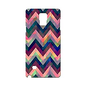 BLUEDIO Designer Printed Back case cover for Samsung Galaxy Note 4 - G0165