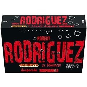 Robert Rodriguez - Coffret - Machette + El Mariachi + Desperado + Desperado 2