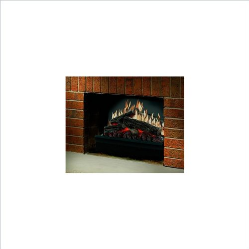 Dimplex Electraflame Electric Fireplace Heater Insert In Black ...