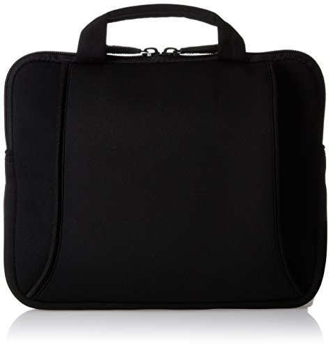 AmazonBasics iPad Air and Netbook Bag with Handle Fits 7 to 10-Inch Tablets (Black) (Mini Apple Ipad Accessories compare prices)