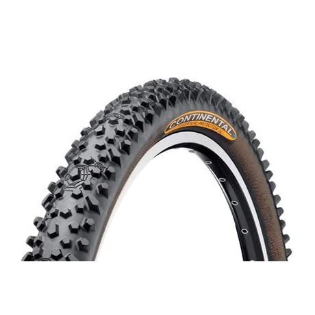 Continental Vertical 2.3 Mountain Bike Tire - Wire Bead - 26 x 2.3 - C1222323